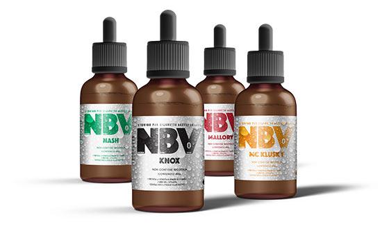 NBV Líquidos Cigarrillos Electrónicos