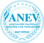 Logo Asociación Nacional de Vapeadores de España