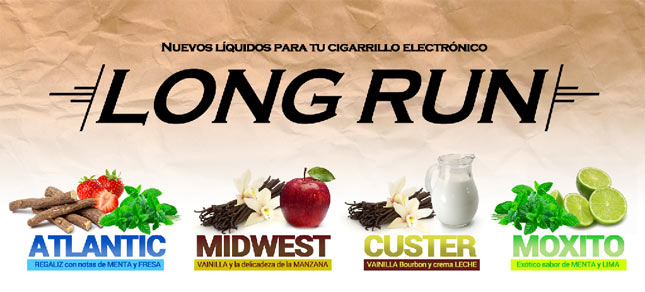 long run liquidos cigarros